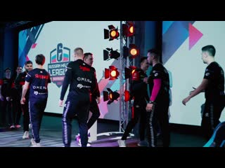 Финал 3-го сезона russian major league 2 день