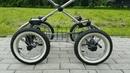 Обзор коляски Navington Caravel классика с поворотными колесами так бывает