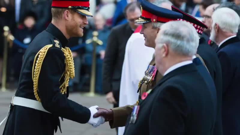 We wish HRH The Duke of Sussex a very happy 35th birthday. The @BandHCav performed this ce.mp4