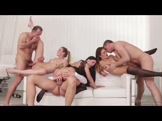 Alexis crystal, nicole vice, eveline dellai[swingers, group porno, all sex, hd 1080]