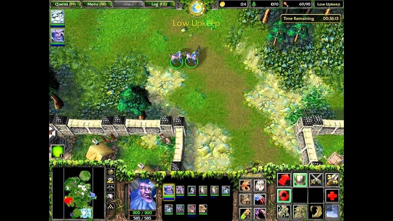 PC Longplay [172] WarCraft III Reign of Chaos (part 09 of 10)