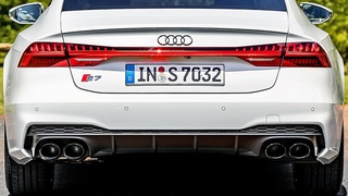 2020 AUDI S7 TDI Hybrid – Specs, Design, Driving