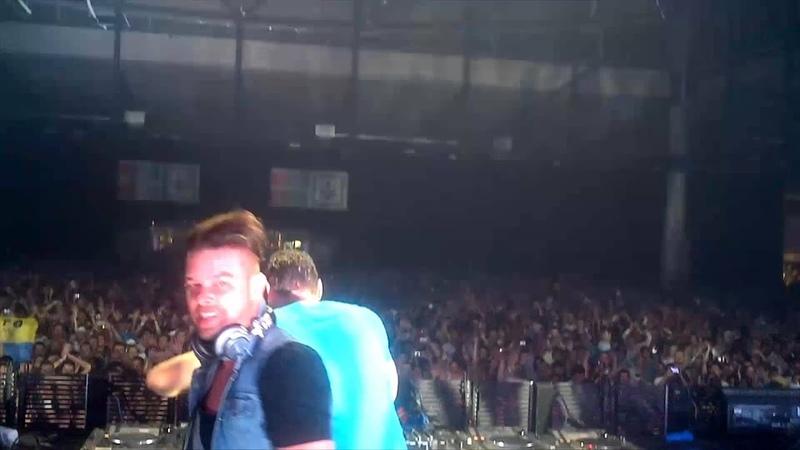 Allure @ Tiësto's Club Life Kiev Ukraine