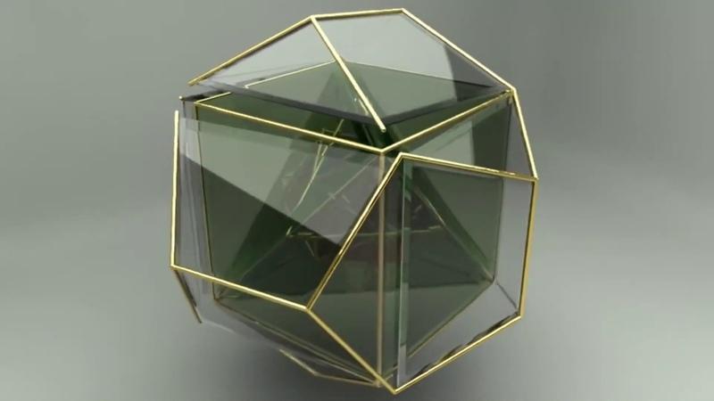 Забытая гармония кристалла Фрактальность в нашем прошлом