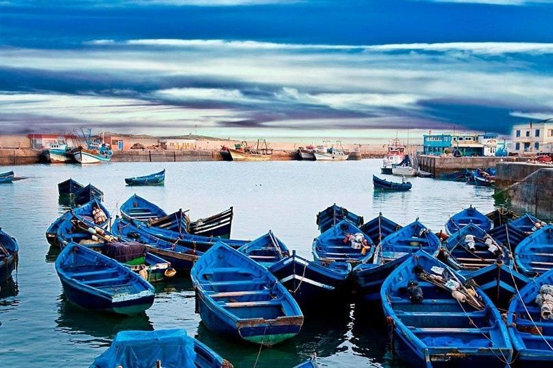 Марокко — страна-искушение