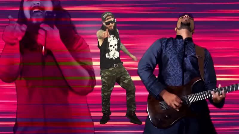 Bloodywood TUNAK TUNAK TUN Feat Bonde do Metaleiro