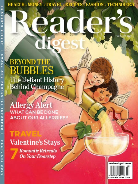 Readers Digest UK 02.2020