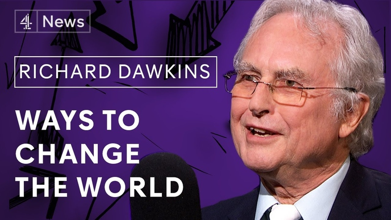 Richard Dawkins on scientific truth, outgrowing God and life beyond Earth