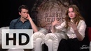 'Beautiful Creatures' Junket | Cambio