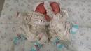 Близнецы Малышам 1 месяц