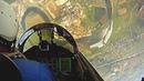 Высший пилотаж МиГ-29ОВТ. Съемки с камер GoPro