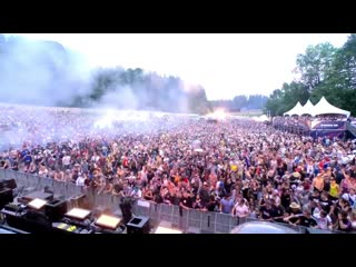 Sound rush - q-dance @ electric love festival 2019