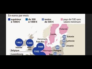 Voilà pourquoi les routiers français n'ont pas de travail..!!..