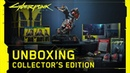 Cyberpunk 2077 Official Collector's Edition Unboxing Video