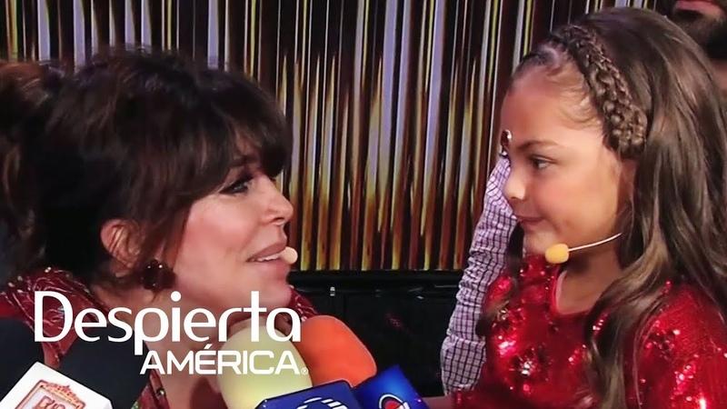 Verónica Castro se derrite de amor con las ocurrencias de su nieta Rafaela