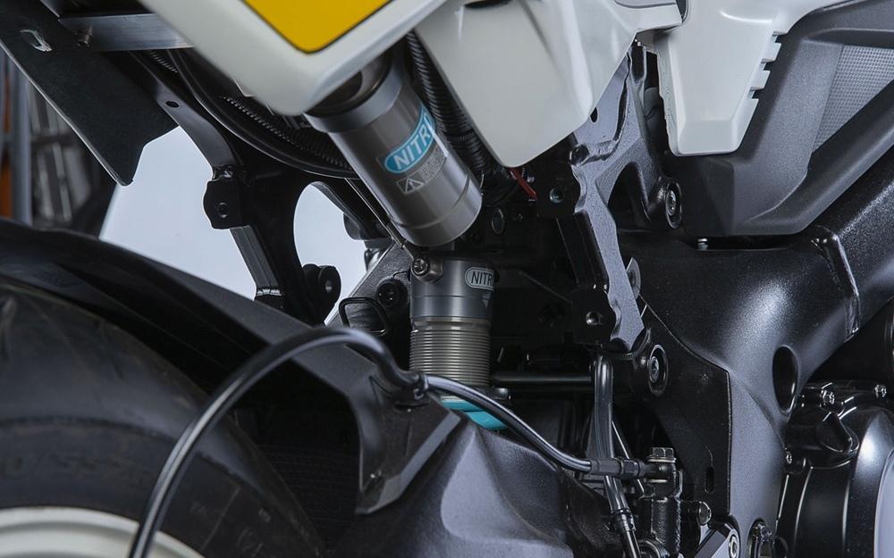 Icon Motorsport: кастом Suzuki Katana Brand New Jack