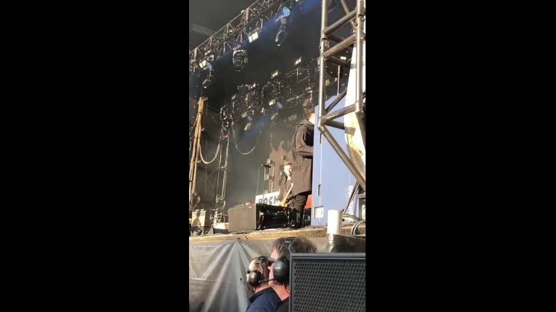 Finn Cole insta story 14 09 19 @finn cole 1 Peaky Blinders Festival Liam Gallagher