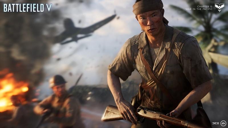 Battlefield V – Wake Island Overview Trailer