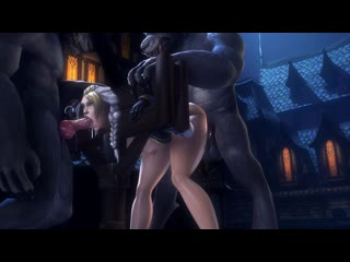 World of warcraft wow 3d porn порно jaina proudmoore anal pussy blowjob групповое milf hentai хентай 18+
