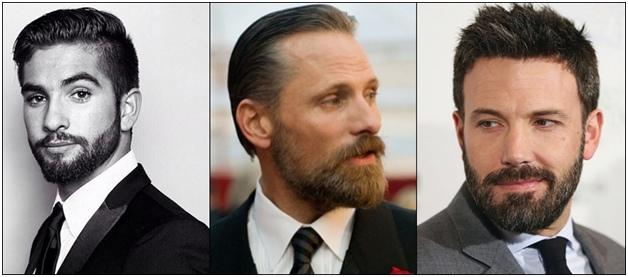Виды и формы бород, изображение №4