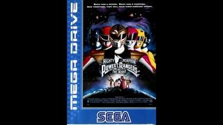 Прохождение Mighty Morphin Power Rangers: The Movie (б/к)