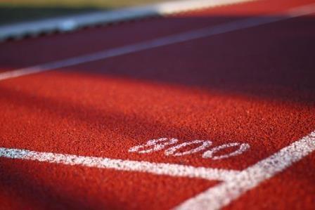В парке «Кузьминки» можно заняться легкой атлетикой