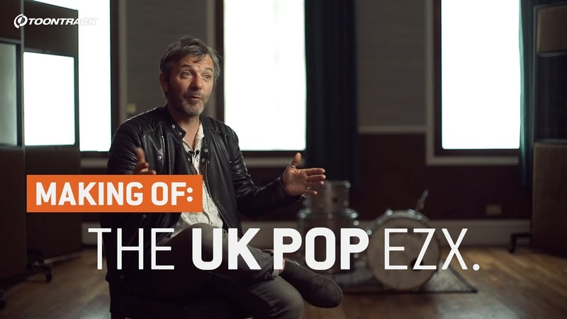 UK Pop EZX – The making of