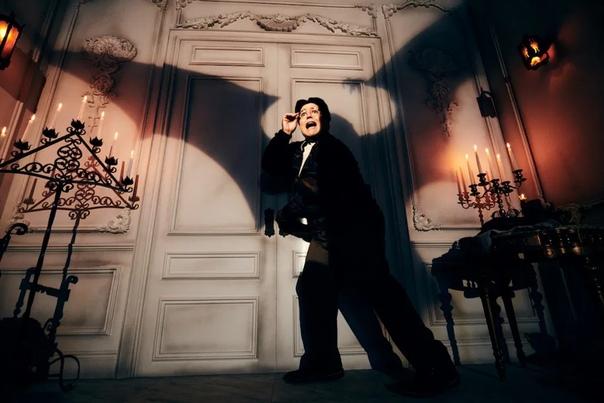 Промо второго сезона комедийного сериала «Чем мы заняты в тени», американской адаптации «Реальных упырей» На FX с 15