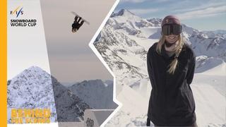 Anna Gasser's triple threat | FIS Snowboard