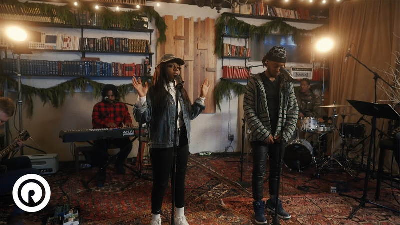 116 - All is Bright feat. Wande 1K Phew | The Gift: Live Sessions