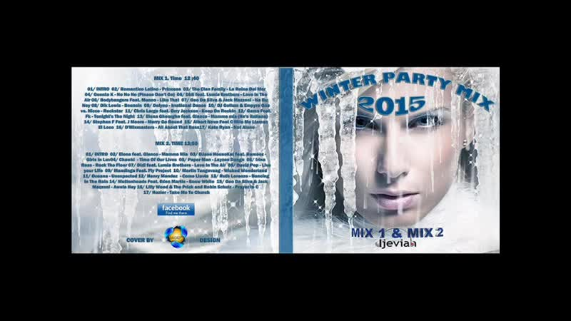 Dj Evian Winter Party Mix 2 2015