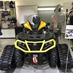 Снегоболотоход OUTLANDER MAX 1000R XT-P