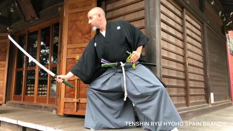 TENSHIN RYU HYOHO SPAIN BRANCH