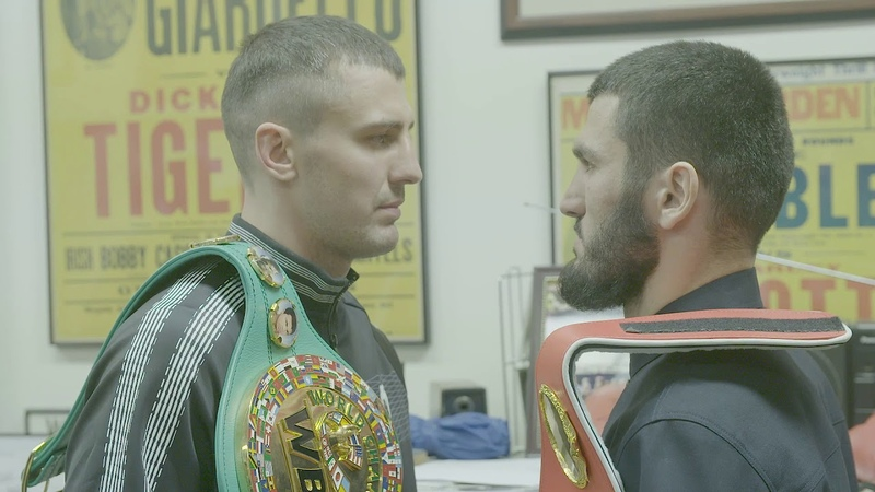 Beterbiev and Gvozdyk faceoff for the first time in Philadelphia!