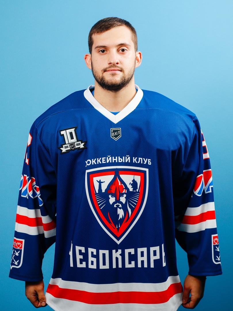 Егор Парфёнов ХК Чебоксары