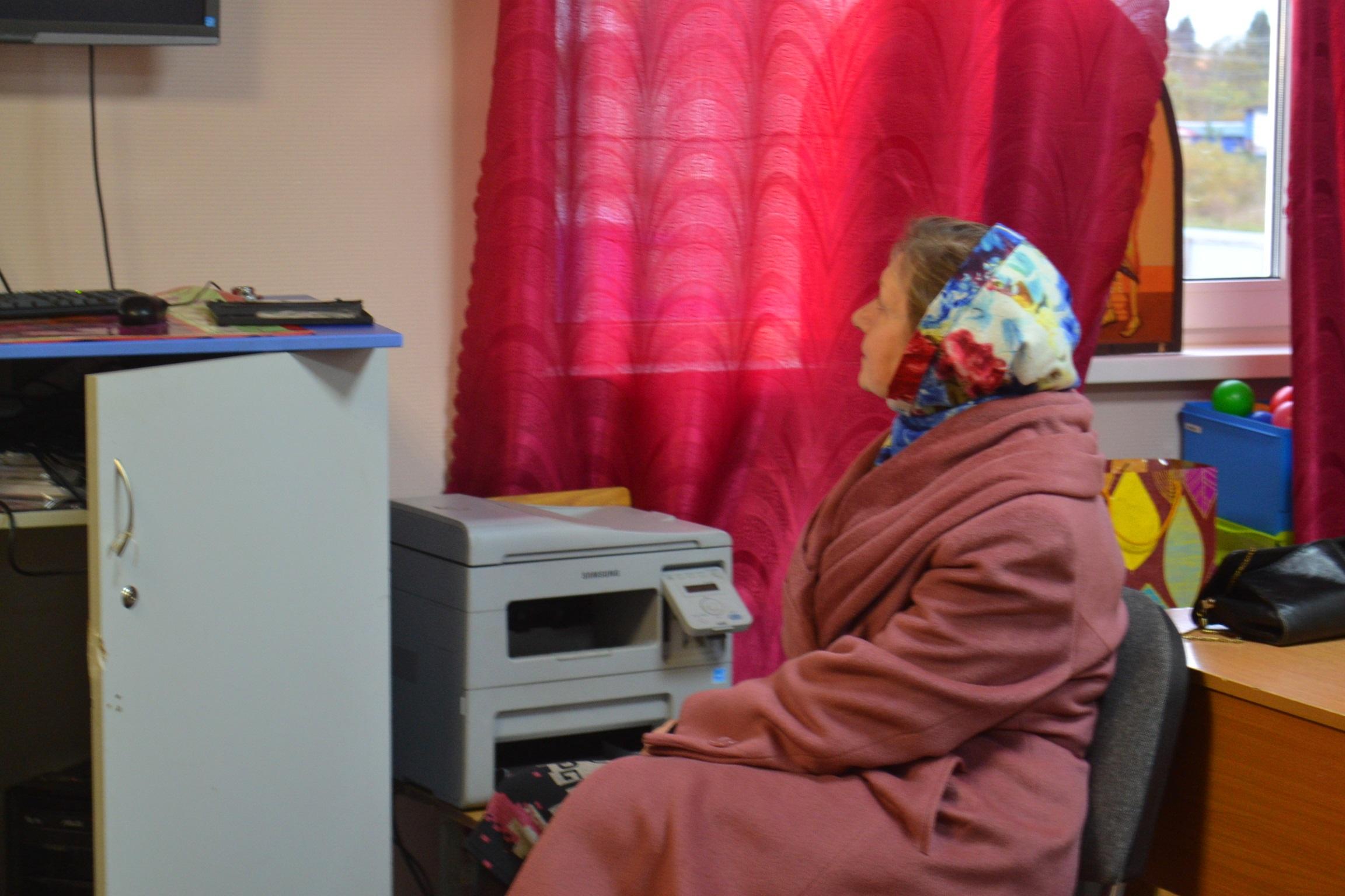 Наши кинопоказы и беседы с психологом Галиной Любегиной.