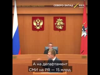 Депутат о бюджете Москвы и свалке в Шиесе