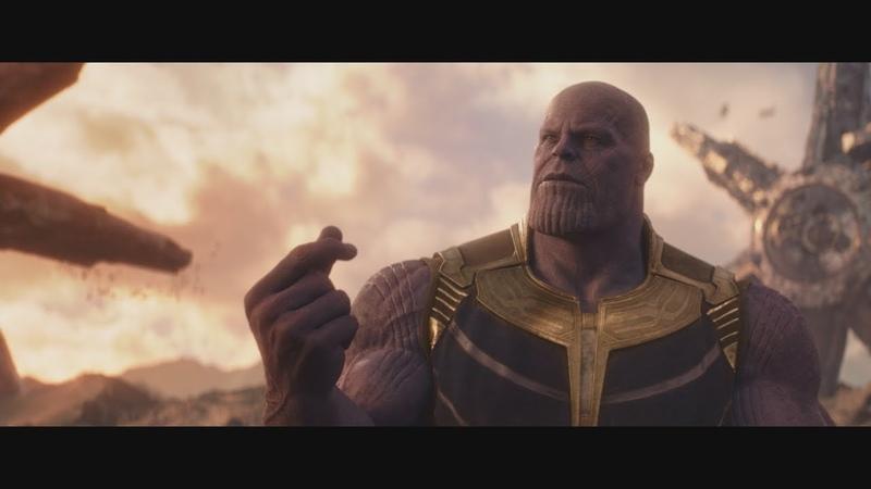 Дмитрий Кинокс - Озвучивание диалога из фильма Мстители: Война бесконечности ( 2019 год. )