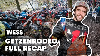 The Getzenrodeo Was Quite Epic - Full Race Recap | WESS 2019