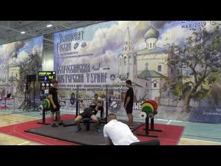 Заводскои Кирилл народныи жим ДК 70 кг на 61 повторение