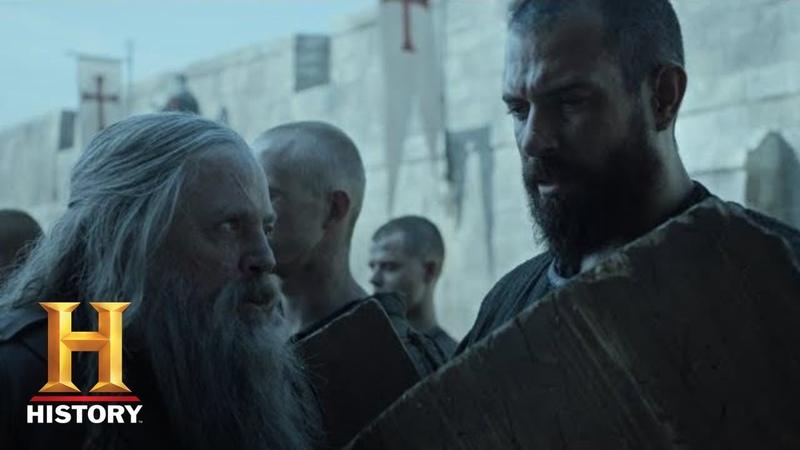 Knightfall Talus Trains Landry and the Initiates Season 2 Episode 1 History