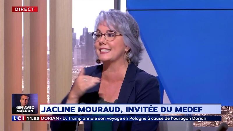 Gilets jaunes Jacline Mouraud appelle à sortir intelligemment du mouvement