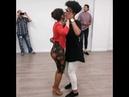 Jeanette y Deborah Kizomba (Alma gemea) en Valencia