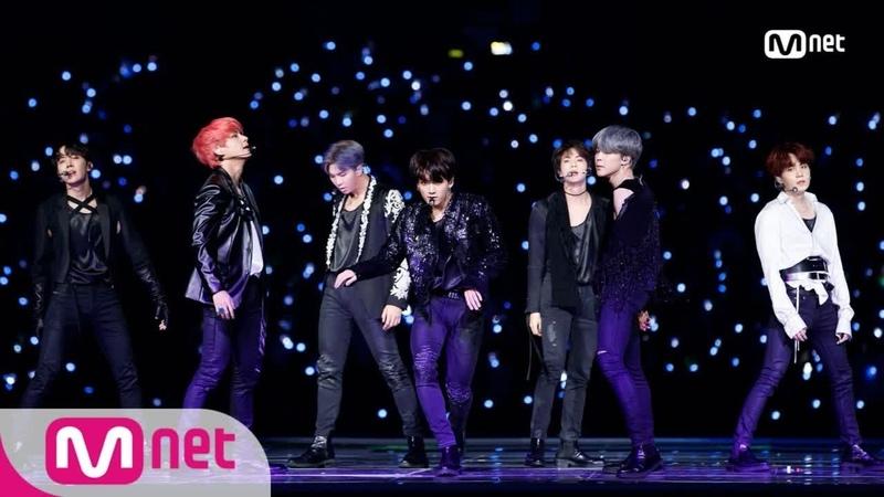 BTS INTRO FAKE LOVE│2018 MAMA FANS' CHOICE in JAPAN 181212