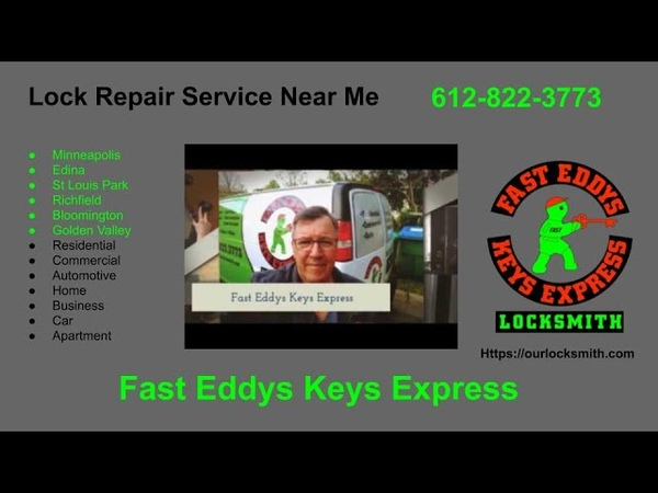 Lock repair service near me Fast Eddys Keys Express