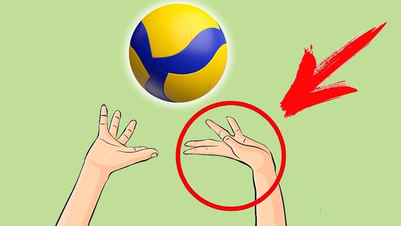 Мягкая Верхняя Передача (Обучение Волейболу)