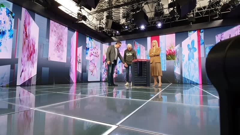 Как делается утреннее ТВ-шоу? Экскурсия на Общественное телевидение России » Freewka.com - Смотреть онлайн в хорощем качестве