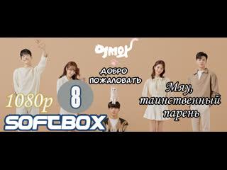 Добро пожаловать 8 серия ( Озвучка SoftBox ) / Мяу, таинственный парень