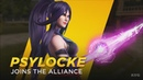 Marvel Ultimate Alliance 3 The Black Order Psylocke Gameplay Nintendo Switch HD 1080p60FPS