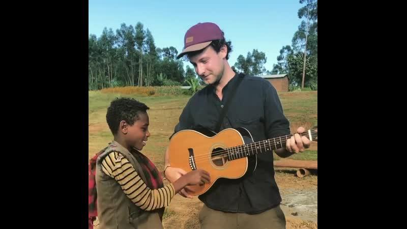 Severin в Эфиопии